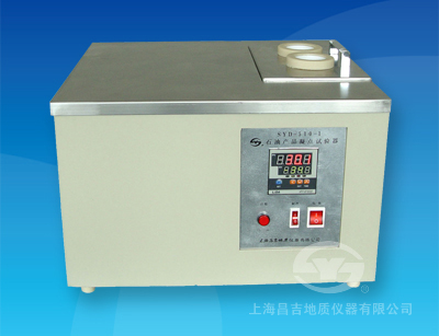 SYD-510-1 凝点试验器